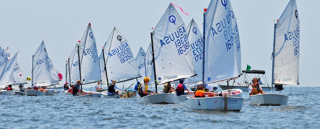 Junior Sailing Event!